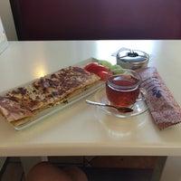 Photo taken at Topkapı Cafe by Nesil Selen G. on 8/2/2014