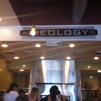 Photo taken at Pieology Pizzeria by Sarah T. on 3/25/2013