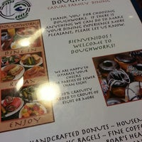 Photo taken at Doughworks by Hilary H. on 9/29/2013