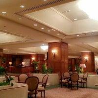 Photo taken at Shangri-La Hotel by Bebie D. on 5/24/2013