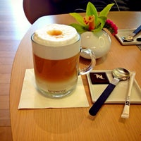 Photo taken at Nespresso Boutique by Alwaleed A. on 4/30/2014
