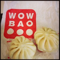 Photo taken at Wow Bao by Seth M. on 8/28/2013