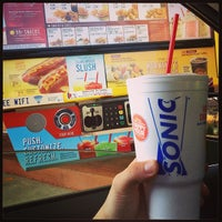 Photo taken at Sonic Drive-In by Seth M. on 8/24/2013