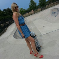 Photo taken at Wilson Skate Park by Bart B. on 9/8/2013