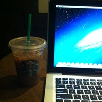 Photo taken at Starbucks by Kristina B. on 3/23/2013