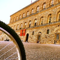 Photo taken at Pitti Palace by Benedetto C. on 4/13/2013