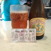 Photo taken at Palo Alto Creamery Fountain & Grill by Jay H. on 6/8/2013