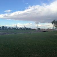 Photo taken at Nevada Trails Park by Trisha C. on 4/17/2013
