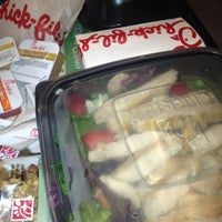 Photo taken at Chick-fil-A North Collins Street by Scott A. on 6/28/2013