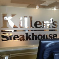 Photo taken at Killen's Steakhouse by Faez K. on 4/7/2013