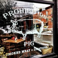 Photo prise au Prohibition Pig par Israel G. le3/3/2013
