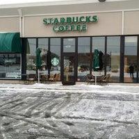 Photo taken at Starbucks by Tom F. on 2/13/2014
