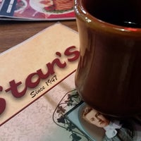 Photo taken at Stan's Restaurant and Country Store by Tom F. on 2/28/2015