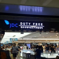 Photo taken at JDC Duty Free by Gianna Seo Yeon Y. on 8/9/2013