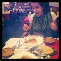 Photo taken at Sangam Indian Restaurant by Sheridan S. on 3/1/2013