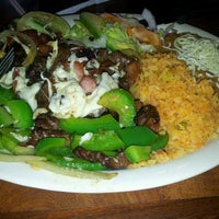 Photo taken at Cocula Mexican Restaurant by DeDe H. on 4/7/2013