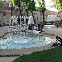 4/30/2013 tarihinde Oleg V.ziyaretçi tarafından Gülhane Parkı'de çekilen fotoğraf