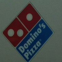 Photo taken at Dominos pizza by Anwar H. on 5/26/2013