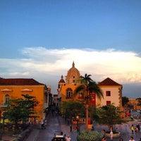 Photo taken at Centro Histórico de Cartagena / Ciudad Amurallada by Craig F. on 4/29/2013