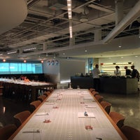 Photo taken at The Qantas Singapore Lounge by Craig F. on 3/30/2014