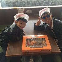 Photo taken at Krispy Kreme by Louie L. on 10/25/2015