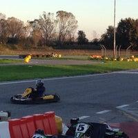 Photo taken at Kart Roma by Ugo A. on 11/17/2013