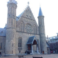 Photo taken at Ridderzaal by Jam K. on 3/21/2013
