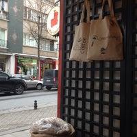 12/17/2013 tarihinde Ceren A.ziyaretçi tarafından Cherrybean Coffees'de çekilen fotoğraf