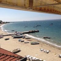 Photo taken at Vera Restaurant by Eylül Gizem Ö. on 8/9/2013