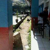 Photo taken at Fakultas Ekonomi UNIMA by Novella B. on 9/12/2013