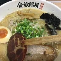 Photo taken at ラーメン次郎長 by Tetsuya A. on 8/24/2017