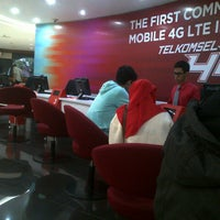 Photo taken at GraPARI Telkomsel by maul on 1/21/2015