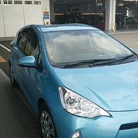 Photo taken at 愛知トヨタ自動車 豊田営業所 by PCM on 6/29/2013
