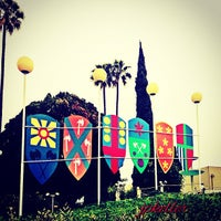 Photo taken at Camelot Golfland by Joanna K. on 4/9/2013