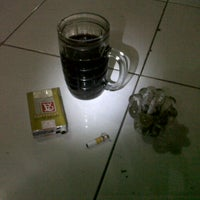 Photo taken at Warkop Cak Gufron by Sonny A. on 3/2/2013