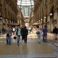Foto scattata a Galleria Vittorio Emanuele II da Mariateresa C. il 6/4/2013