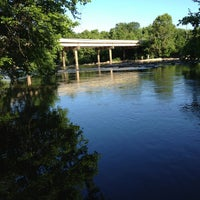 Photo taken at Haw River by AnnaO on 6/1/2013