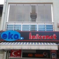 Photo taken at Eko.net by Alper Ç. on 2/10/2014