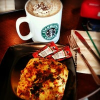 Photo taken at Starbucks by aedy _. on 9/26/2012