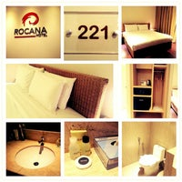 Photo taken at Rocana Hotel by aedy _. on 10/7/2012