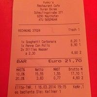 Photo taken at Funkys Bar by Vladimir V. on 3/16/2014