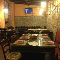 Photo taken at La Taverna Di Pino by Ratcliff B. on 4/17/2013