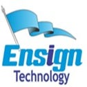 Photo taken at Ensign Technology International by OZama E. on 3/2/2014