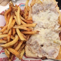 Photo taken at Penn Station East Coast Subs by Jeffrey H. on 6/8/2014