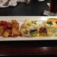 Photo taken at Milestones Grill & Bar by Denise P. on 8/4/2013
