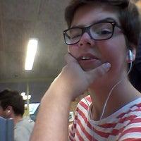 Photo taken at Studiehuis Elde College by Ian P. on 9/17/2013