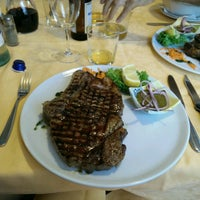Photo taken at Ristorante M. D. by Federica P. on 8/21/2016