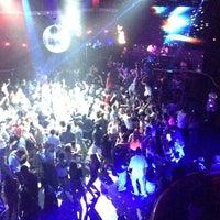 Photo taken at Lava Nightclub at Turning Stone Resort Casino by Suya W. on 7/4/2014