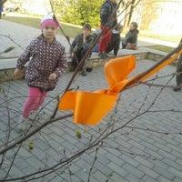 Photo taken at Salas kultūras nams by Aurora B. on 4/17/2014