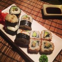 Снимок сделан в Sushi City пользователем Федотова А. 3/17/2013